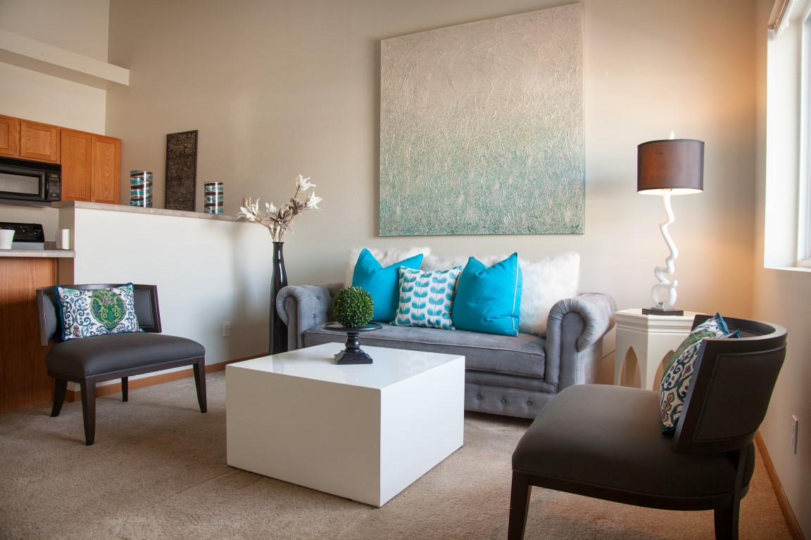 apartments as well as one bedroom duplexes and two bedroom townhomes