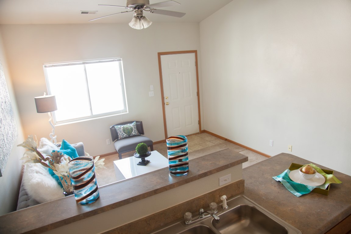 two bedroom apartments as well as one bedroom duplexes and two bedroom